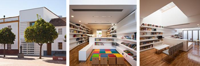 Biblioteca municipal Cañada Rosal