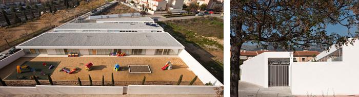 Escuela Infantil en La Chana de Elisa Valero Ramos
