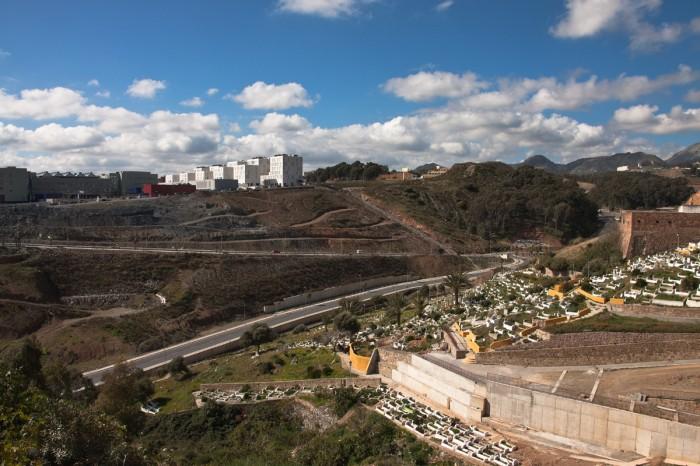 Viviendas protegidas en Ceuta. IND