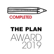 No Footprint house de A-01 premiada en los  The Plan Award 2019