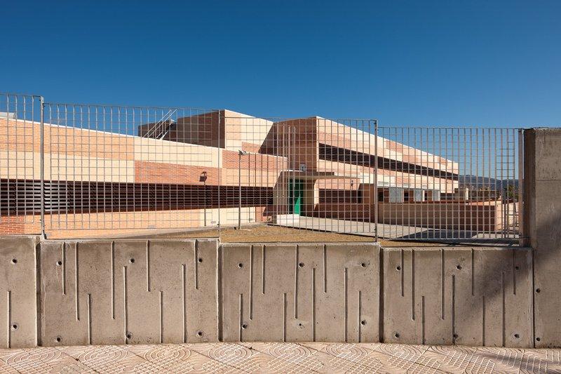 Colegio p blico en la puebla de v car almer a - Colegio arquitectos almeria ...