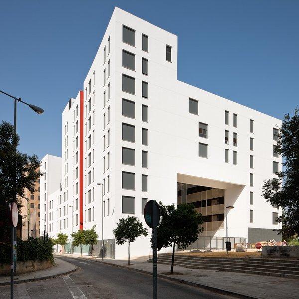 Edificio de 102 viviendas vpo en sevilla - Alquiler vpo sevilla ...