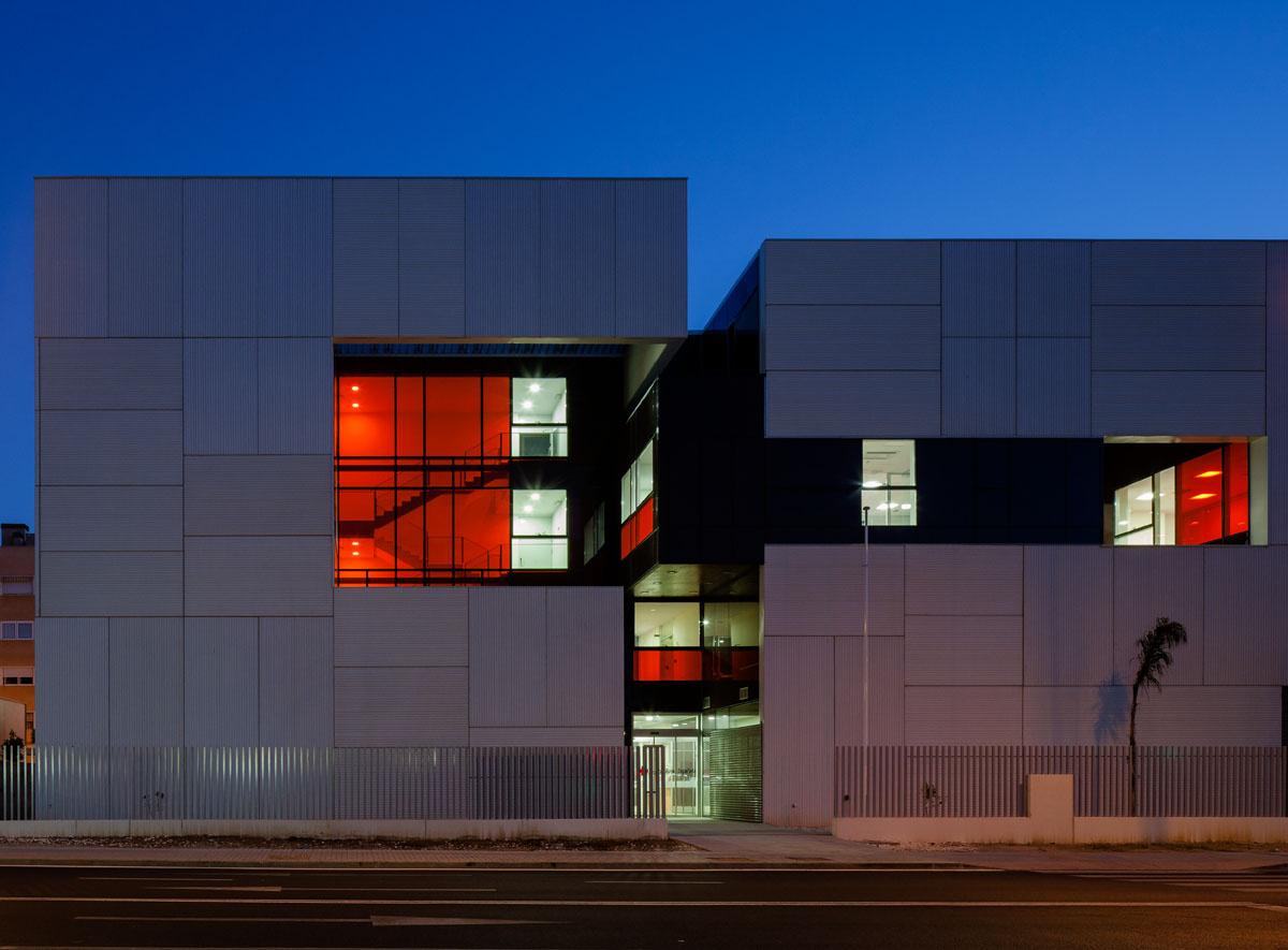 Edificio de la cruz roja - Bauen empresa constructora ...