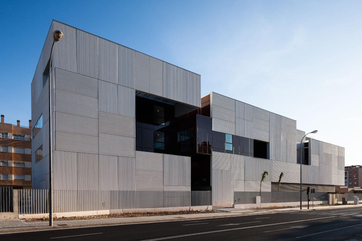 Cruz roja building - Bauen empresa constructora ...