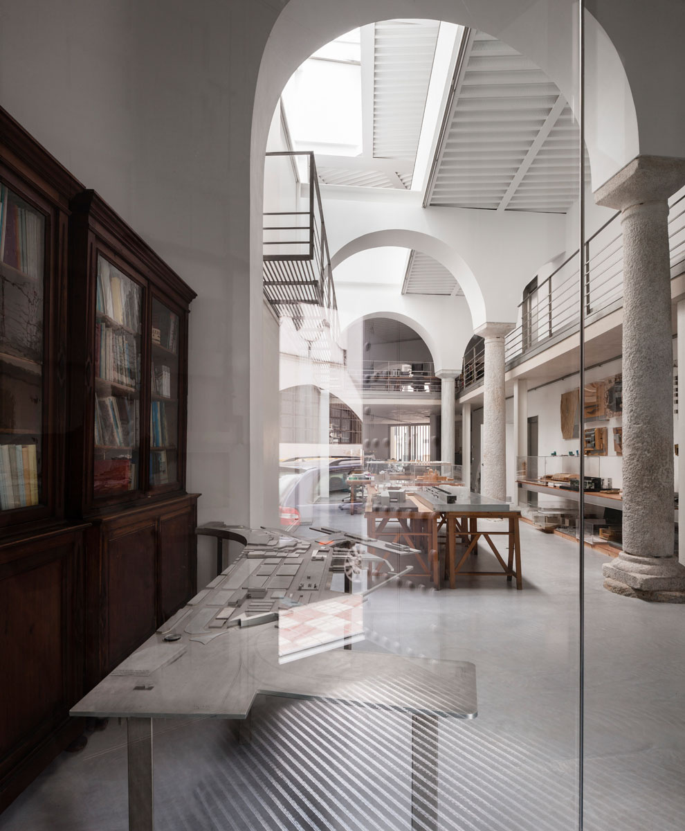 Estudio de arquitectura guillermo v zquez consuegra sevilla - Estudios de arquitectura coruna ...