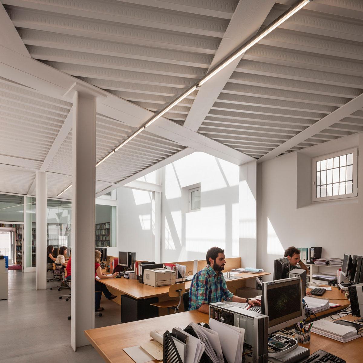 Estudio de arquitectura guillermo v zquez consuegra sevilla for Estudio de arquitectura