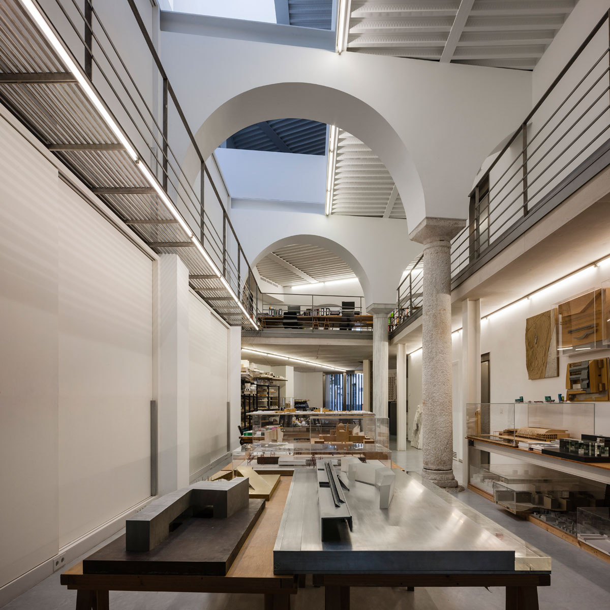 Estudio de arquitectura guillermo v zquez consuegra sevilla - Estudio de arquitectos ...