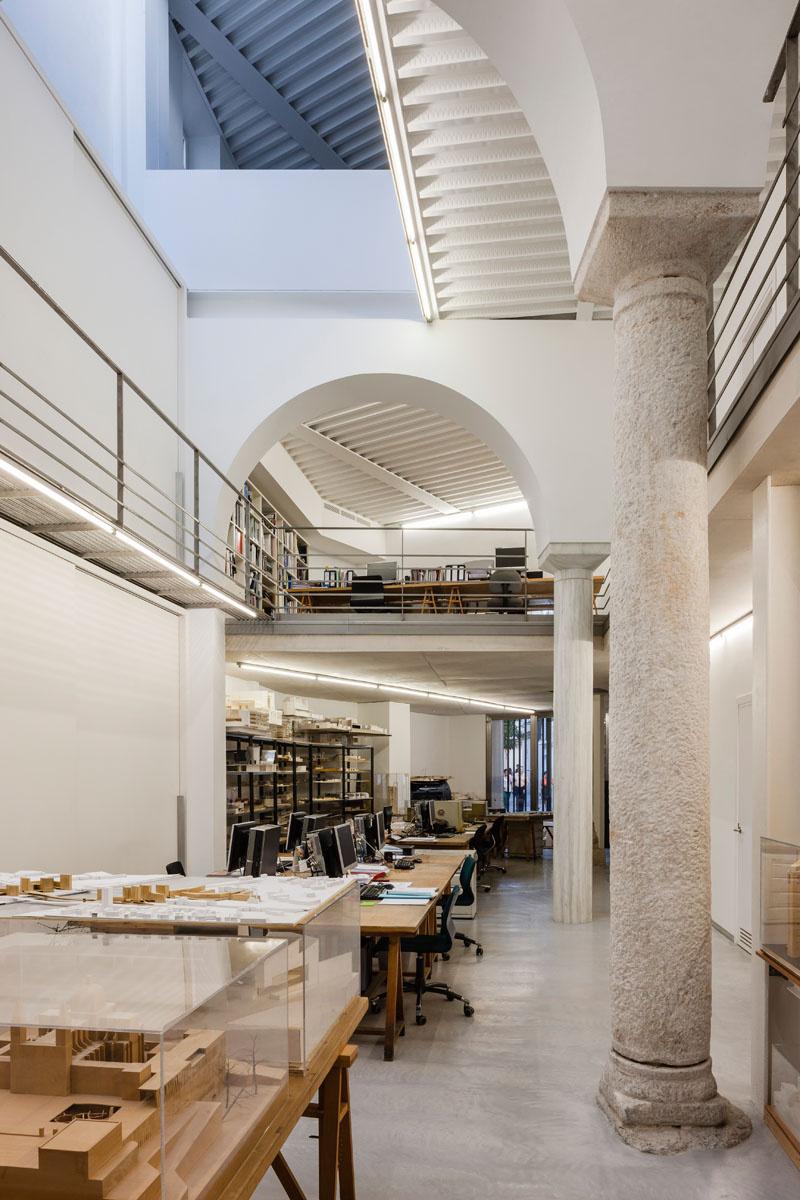 Estudio de arquitectura guillermo v zquez consuegra sevilla - Arquitectura sevilla ...