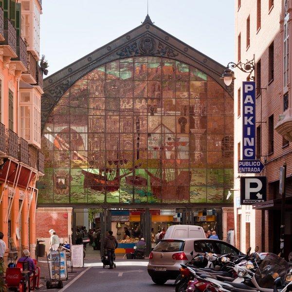Mercado Atarazanas En Malaga