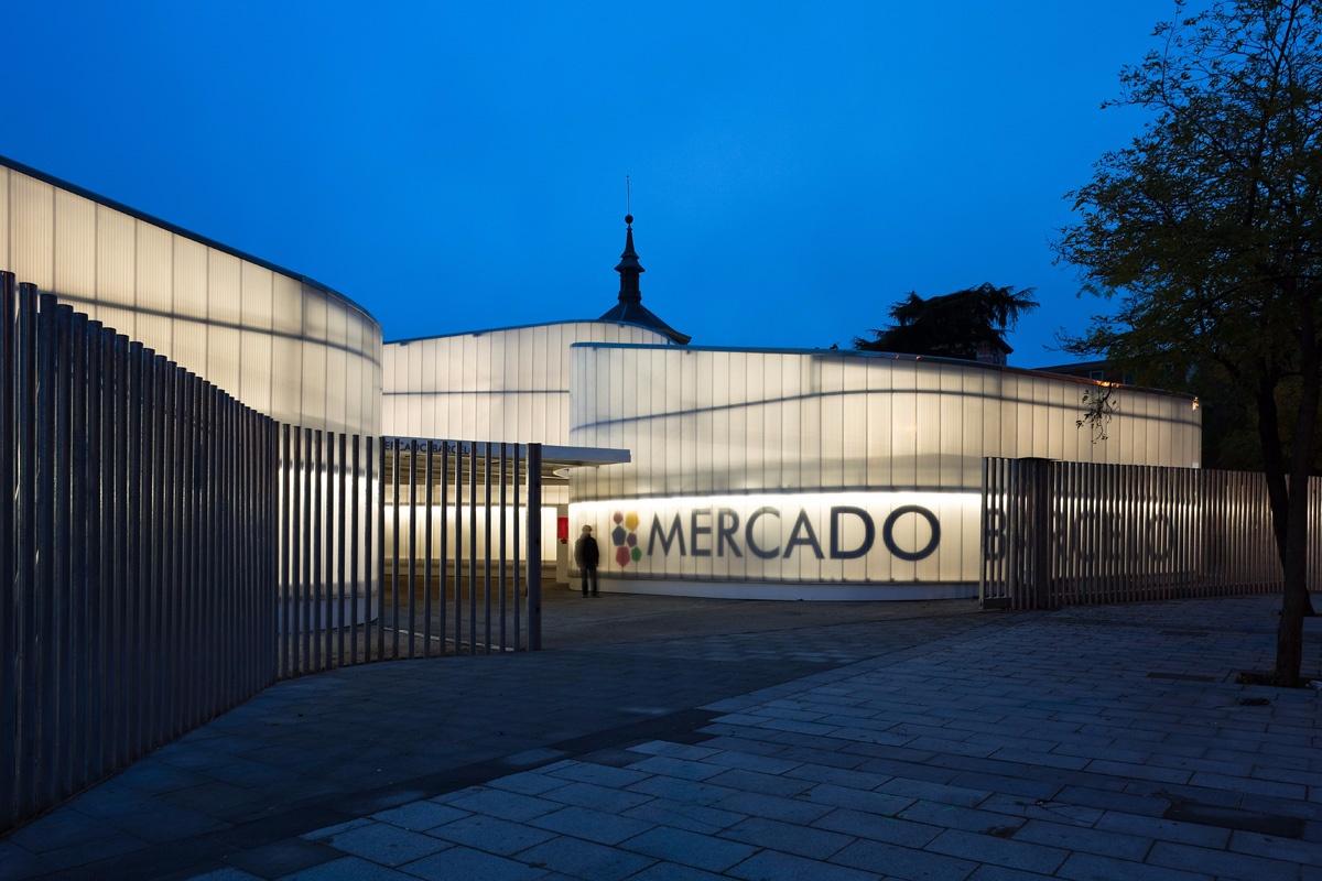 Mercado temporal barcel madrid - Trabajo arquitecto madrid ...