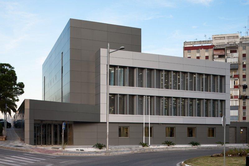 Oficina integral de la seguridad social en algeciras for Oficina seguridad social