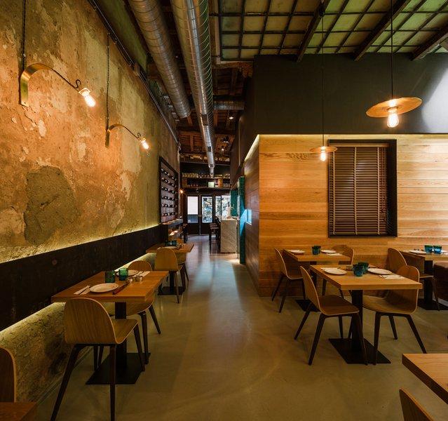 restaurante la mamarracha sevilla