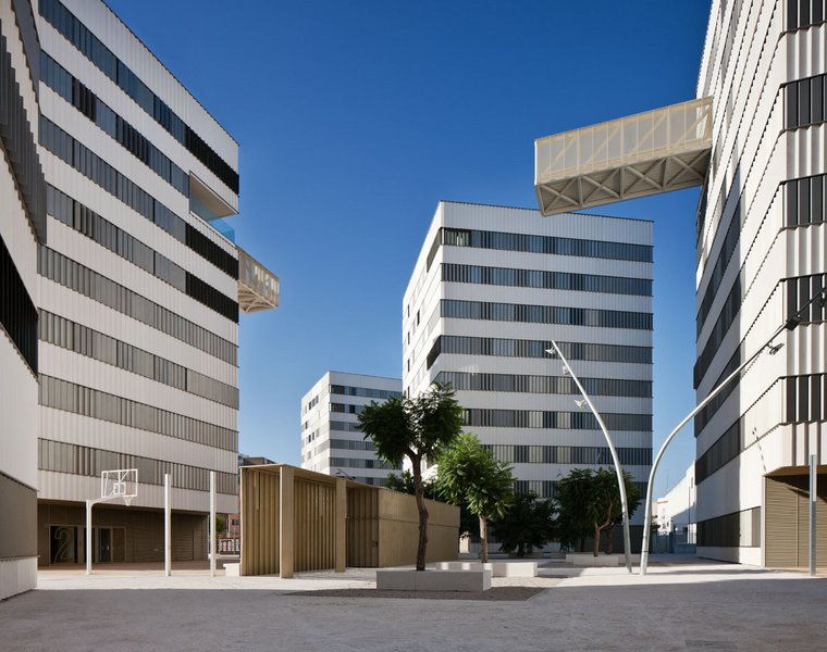 Torres de vivienda en el porvenir sevilla - Arquitectos de sevilla ...