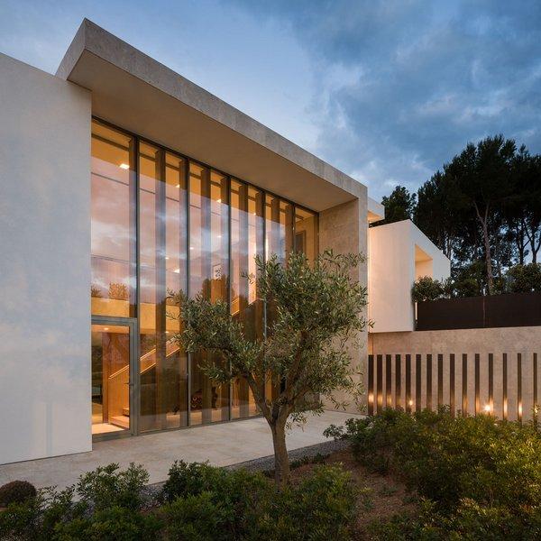 Vivienda en palma de mallorca son vida - Arquitectos palma de mallorca ...