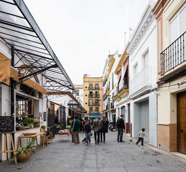 vivienda mercado calle feria sevilla ForServicio Tecnico Jane Sevilla Calle Feria